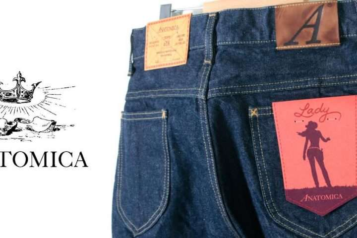 Cotyle NEW  BRAND【ANATOMICA】