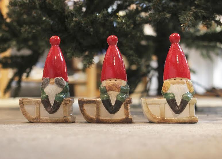 Lisa Larson(リサ・ラーソン)クリスマスシーズン限定生産SANTA
